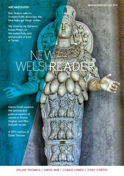 New Welsh Reader (New Welsh Review) 114, Summer 2017