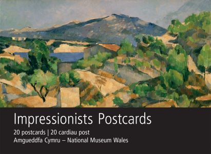 Impressionists Postcard Pack