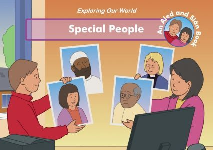 Exploring Our World: Special People