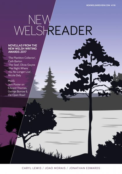 New Welsh Reader (New Welsh Review) 116, Winter 2017