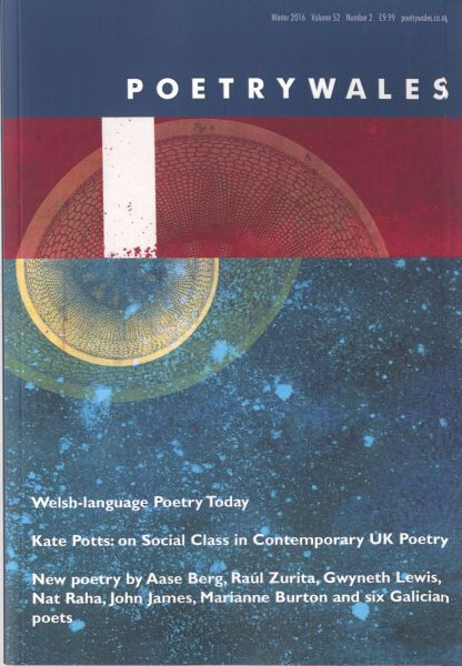 Poetry Wales 52 (2, Winter 2016)